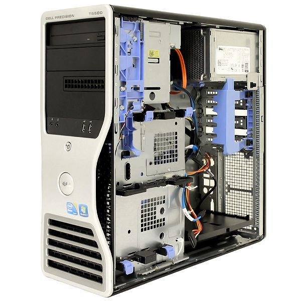 DELL Precision T5500 XEON