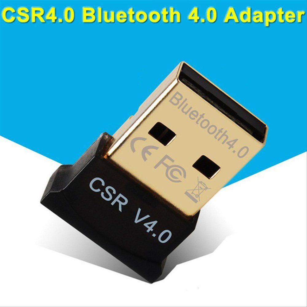 Bluetooth CSR 4.0 Dongle USB Adapter Plug and Play