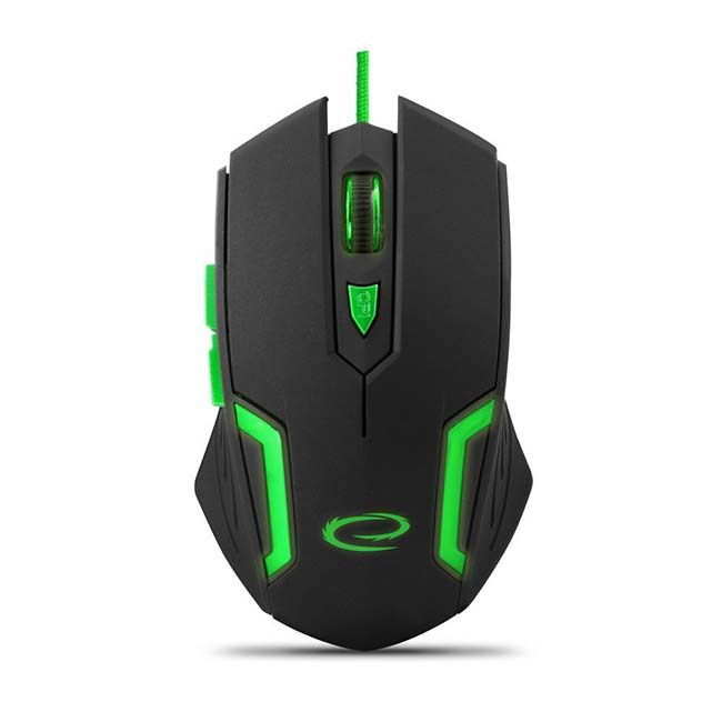 Gaming mouse Green