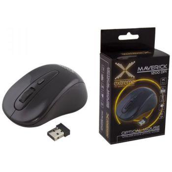 Ασύρματο Ποντίκι ESPERANZA XM104K 2,4GHz μαύρο