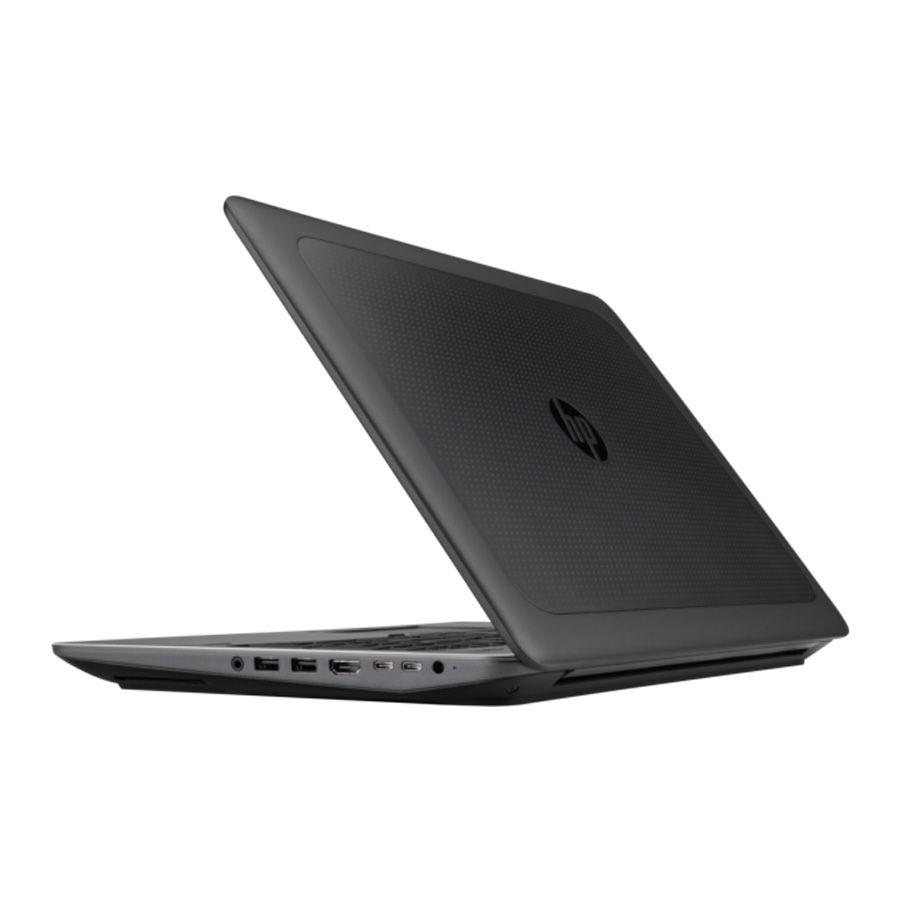 HP ZBook 15 Mobile Workstation i7-4800MQ