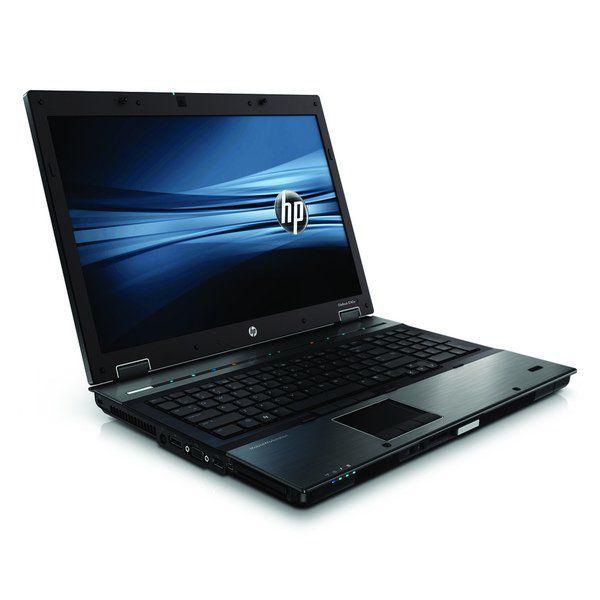 HP EliteBook 8740w 17 inches