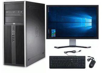 HP Compaq, Dell Monitor 19