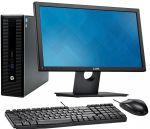 HP 800g1 sff gaming, Dell Monitor 2217